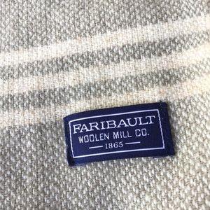 Faribault Accessories - Faribault Woolen Mill Co. Wool Scarf